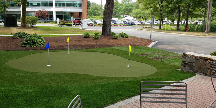 Turf & Green Installation