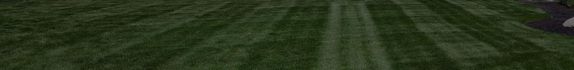 Lawn Mowing Header Marks Landscaping