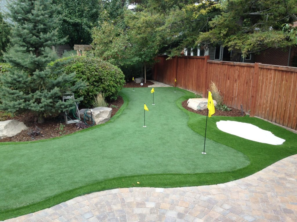 Design Green Landscapes: A Golf Enthusiast's Dream